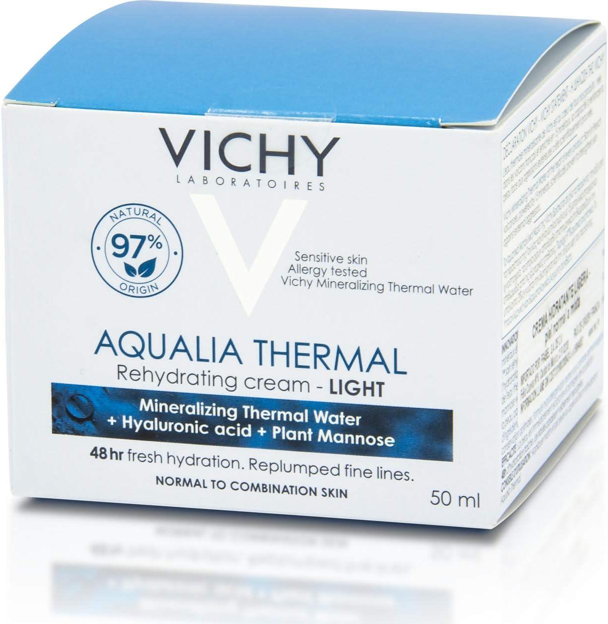 Vichy Aqualia Thermal Crème Réhydratante Légère 50 Ml 1 Unidad 1200 g