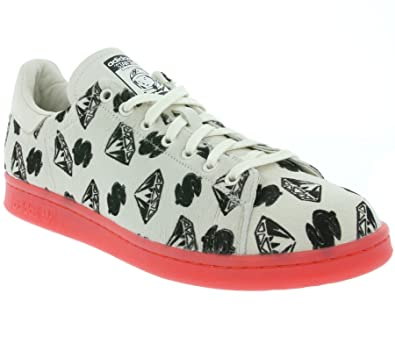 adidas Originals PW Stan Smith Ponyhair para hombre zapatillas blancas S32037, Herren - Schuhe -