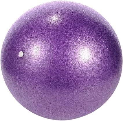 Hjuns - Pelota para ejercicio de 25 cm, para Yoga o pilates ...
