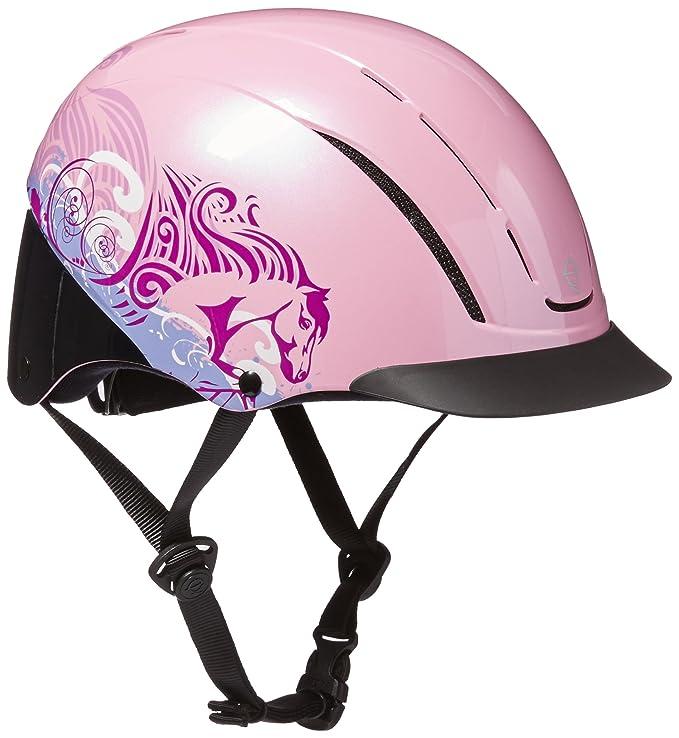 Youth Riding Helmet: Troxel Spirit Performance Helmet