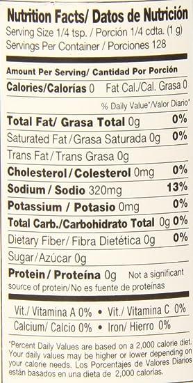Amazon.com : Badia Onion Salt, 4.5 Ounce (Pack of 12) : Onions Produce : Grocery & Gourmet Food