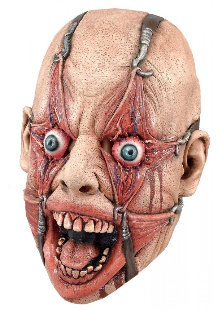 zombie qui fait peur top des masques en latex vraiment. Black Bedroom Furniture Sets. Home Design Ideas