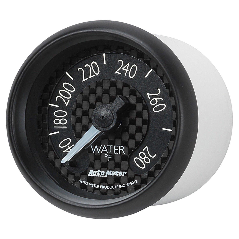 Auto Meter 8031 GT Series Mechanical Water Temperature Gauge by Auto Meter (Image #8)