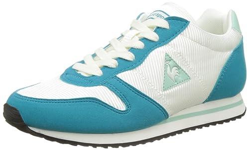 Le Coq Sportif Alice S/Nylon, Zapatillas para Mujer: Amazon.es: Zapatos y complementos