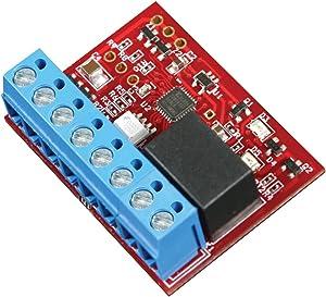 Safety Technology International, Inc. LT-1 Latching/Timer Module, Electrical Digital Timer