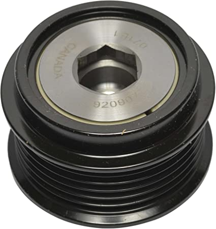 Continental Elite 49932 rebasamiento Directividad, Polea de alternador: Amazon.es: Coche y moto