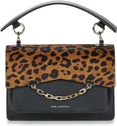 sac à main karl lagerfeld leopard