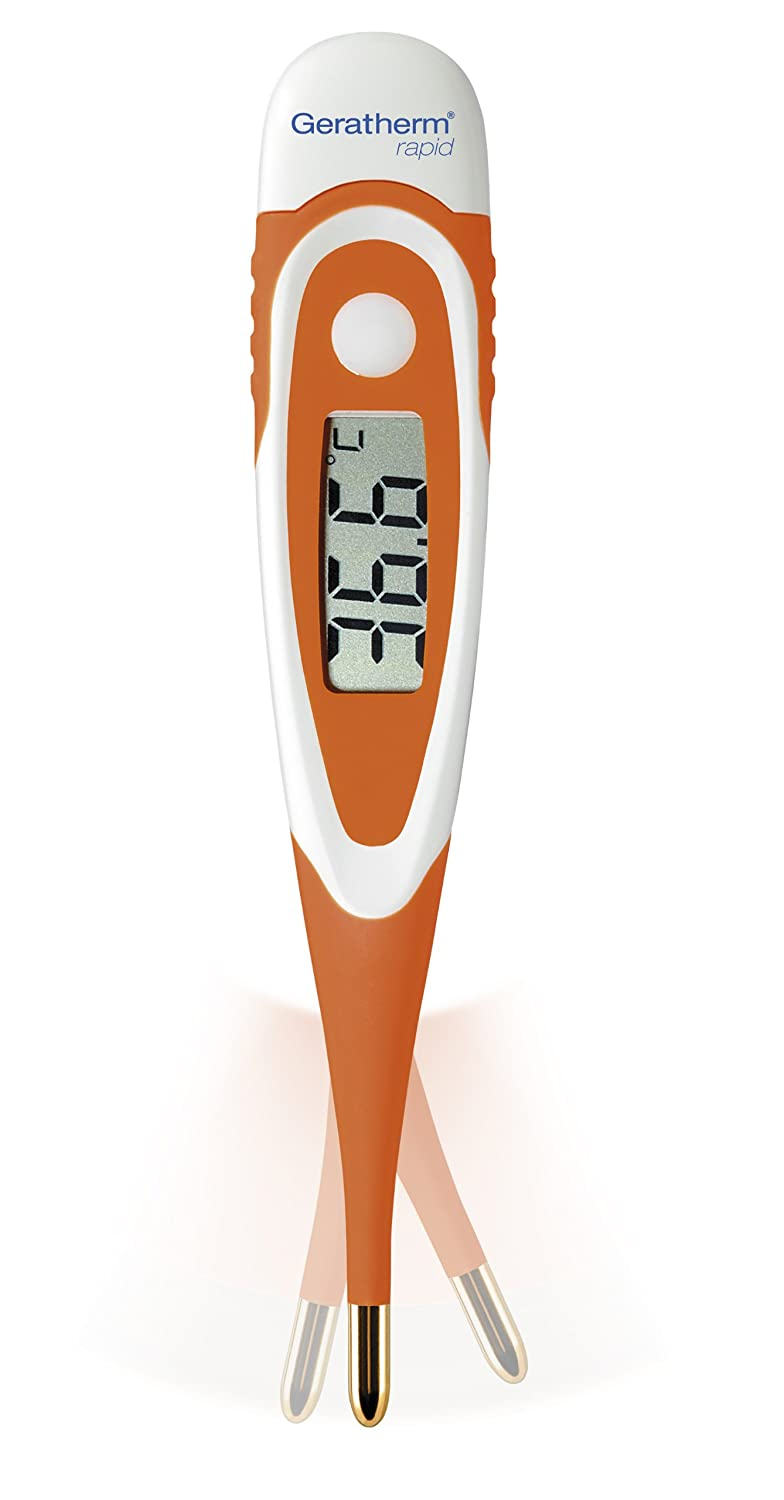 Amazon.com: GERATHERM RAPID THERMOMETER: Health & Personal Care