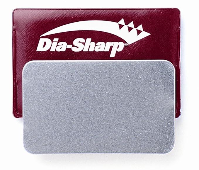 D3F DMT Dia-Sharp-Sch/ärfkarte 7,62 cm 1 St/ück Kreditkartengr/ö/ße fein