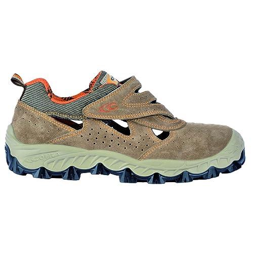 Costo De Salida Precio De Descuento Scarpa - sandalo antinfortunistico da lavoro Cofra Mod. Bengala S1 P SRC TAGLIA 40 Gran Venta Precio Barato J1SkU