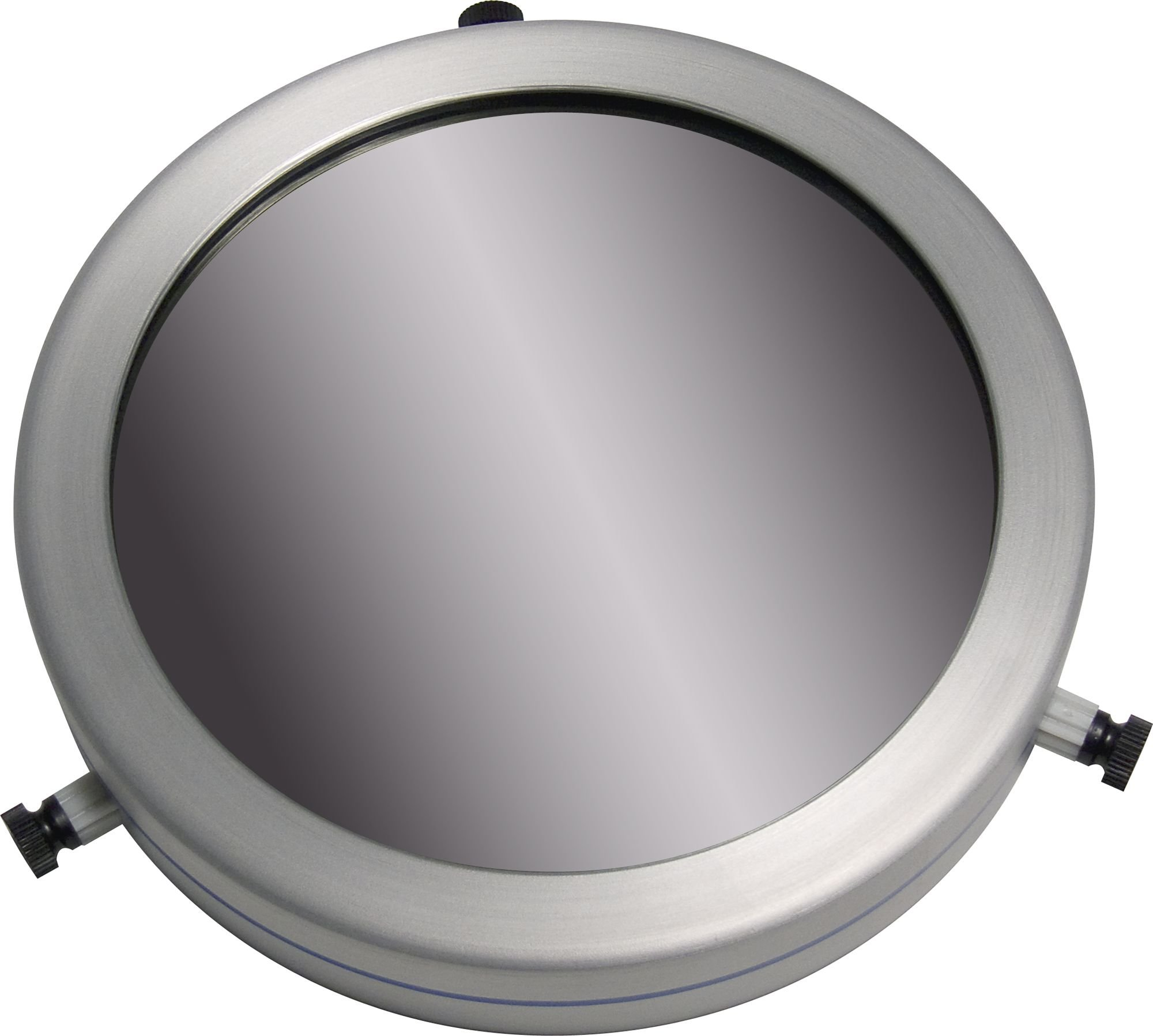 Orion 07710 5.81-Inch ID Full Aperture Glass Telescope Solar Filter (Silver) by Orion