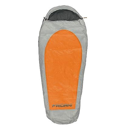 Fridani Saco de Dormir Infantil EO 180 K, 11 °C, tamaño XL,