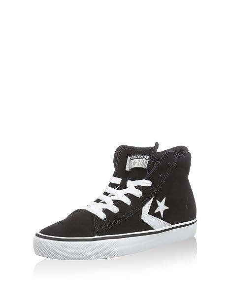 Converse - Zapatillas de deporte de según descripción para hombre NOIR/BLANC 42: Amazon.es: Zapatos y complementos
