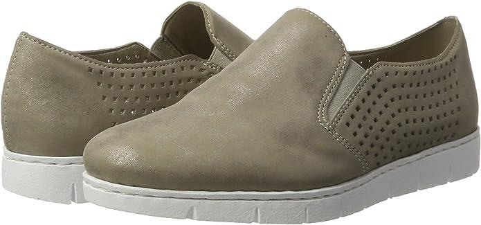 Rieker Damen M1373 Slipper: : Schuhe & Handtaschen P2KWv