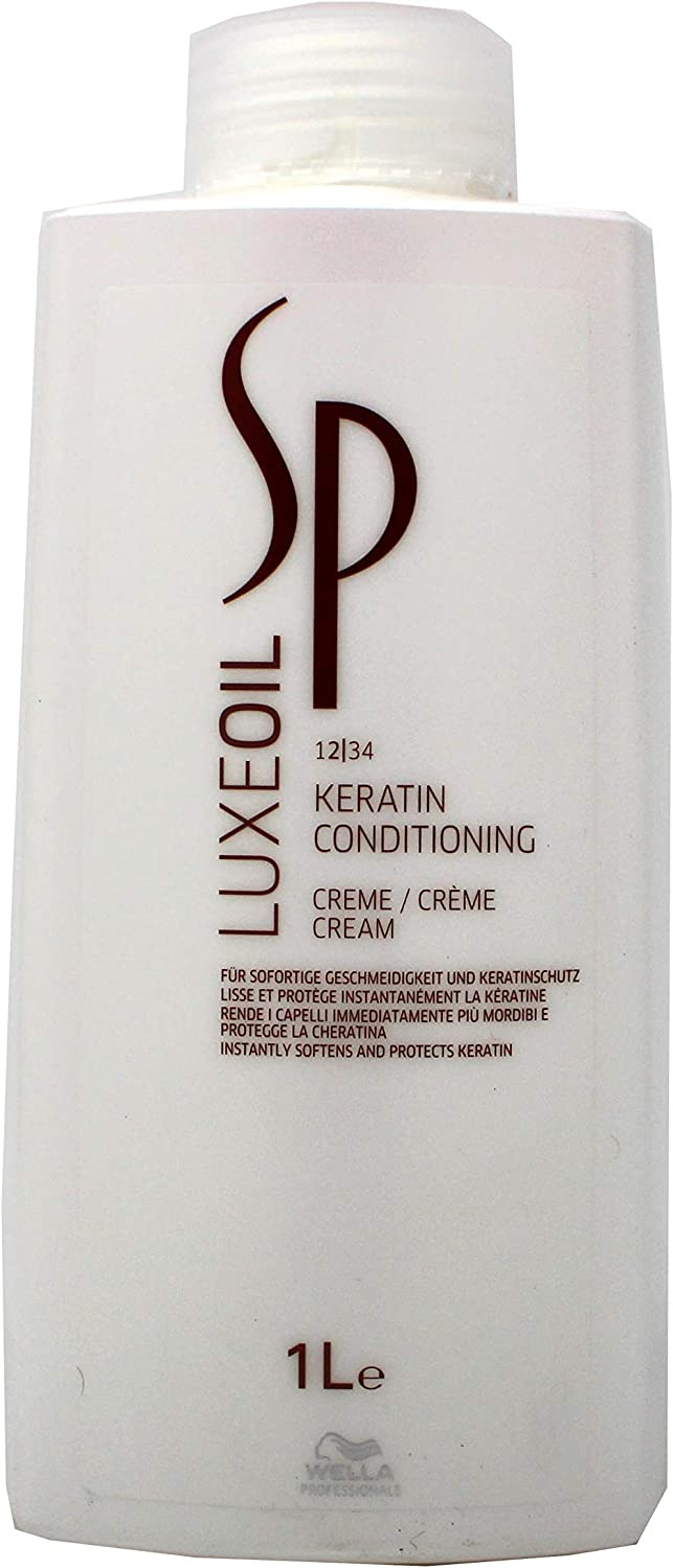 Wella SP Luxe Oil Keratin Acondicionador en Crema - 1000 ml