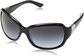 TALLA 60. Ralph Lauren RA5005 MCY RA NGF B 501/11 BLACK GRAY GRADIENT