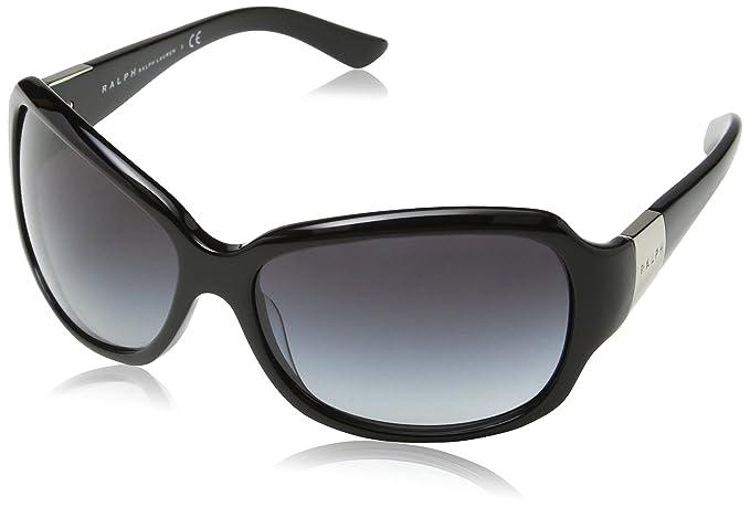 Ralph Lauren gafas de sol, color negro/gris: Amazon.es: Ropa y accesorios