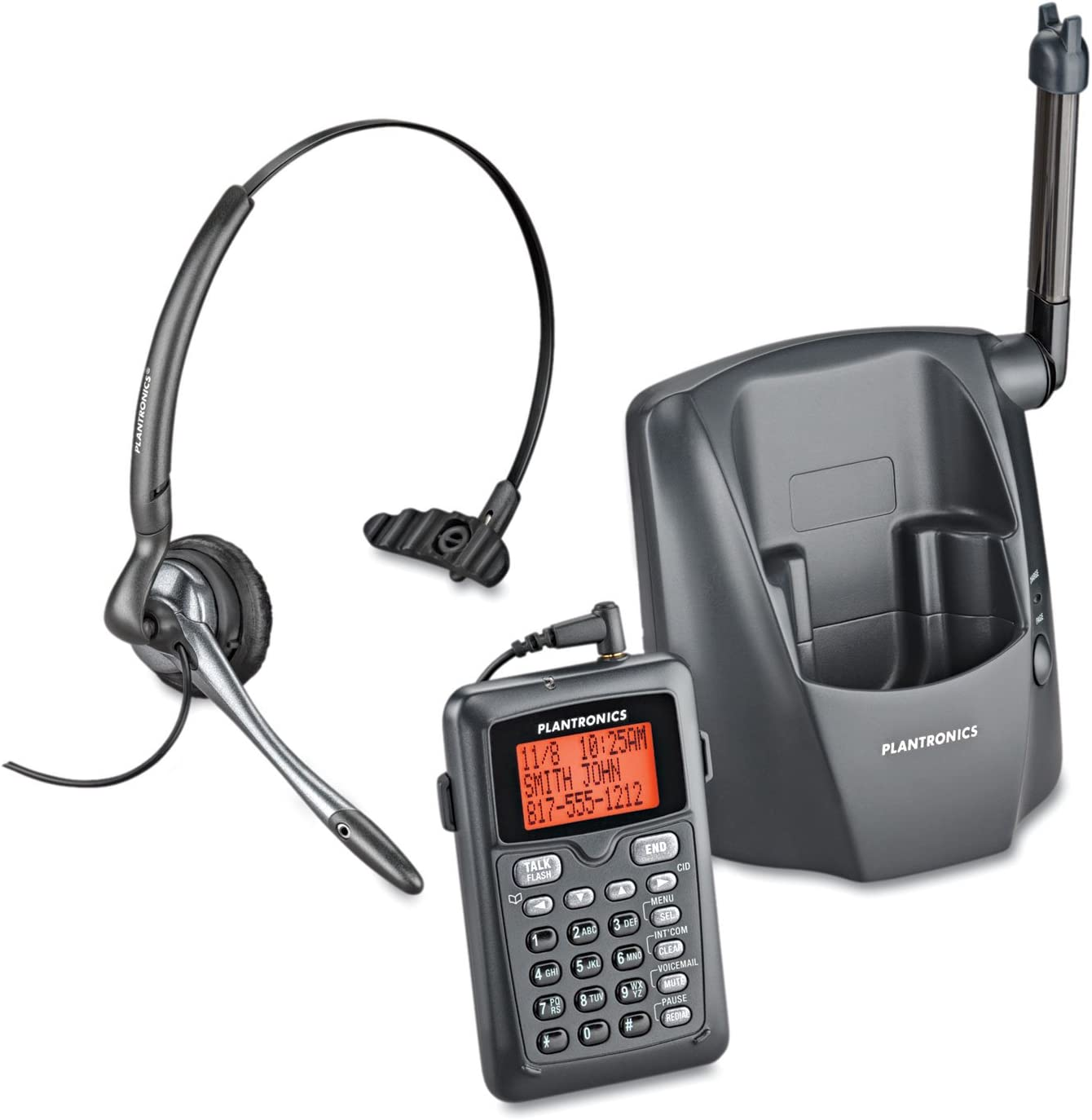 Headset Telephone 6.0 Can Ct14 Cordless