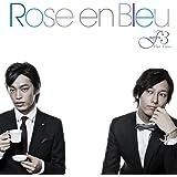 Rose en Bleu