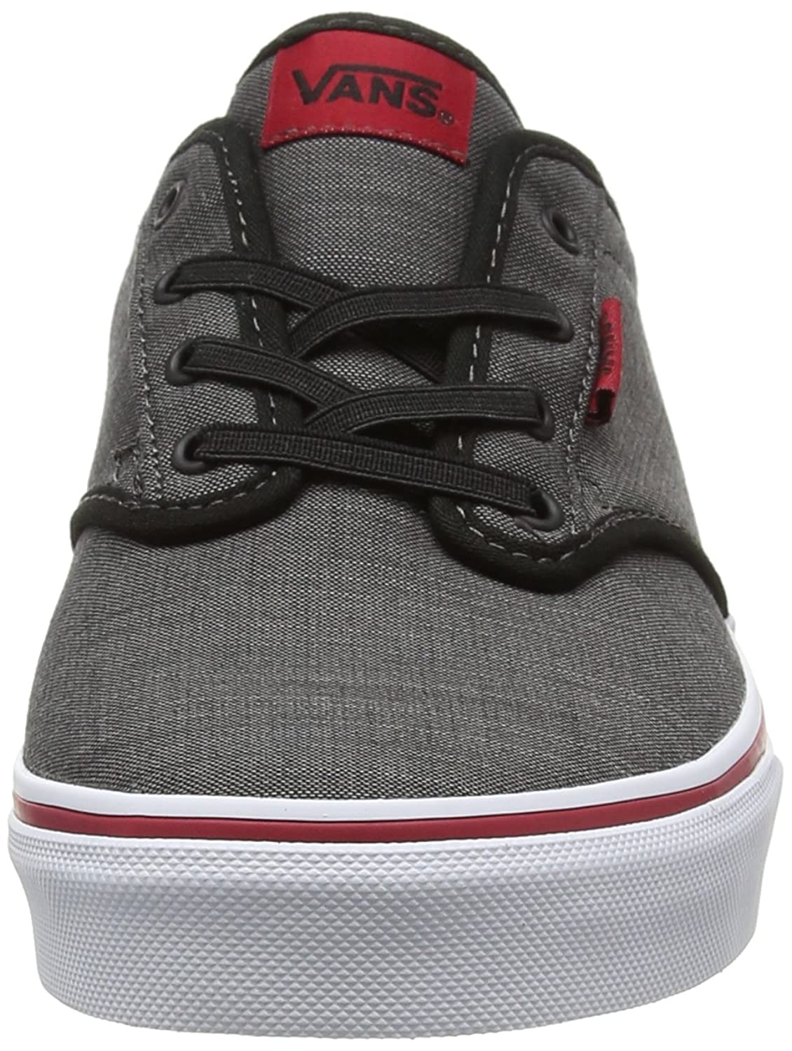 00dba97c66 Vans Unisex Kids  Atwood Slip-on Trainers  Amazon.co.uk  Shoes   Bags