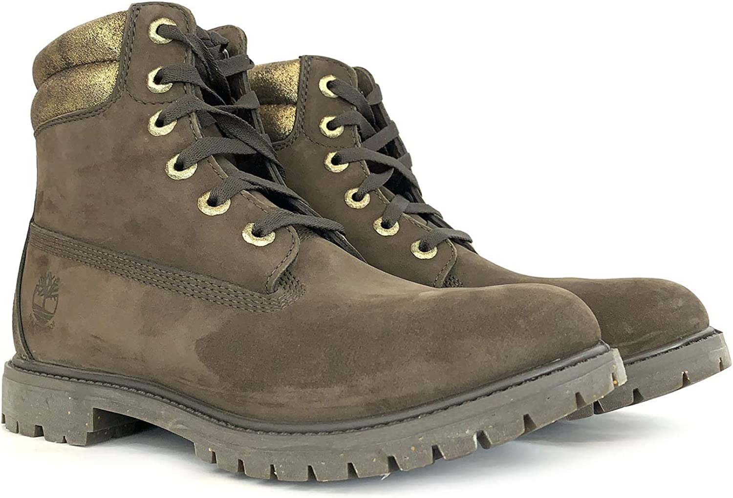 Timberland Women's 6 Inch Double Collar