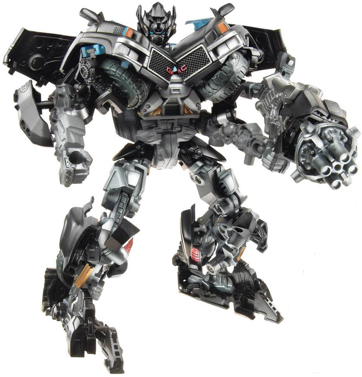 Transformers 3 Dark of The Moon: Ironhide and Sideswipe vs The ...
