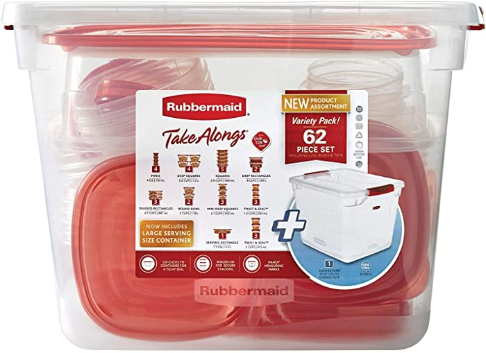 Top 9 Takealongs Food Containers