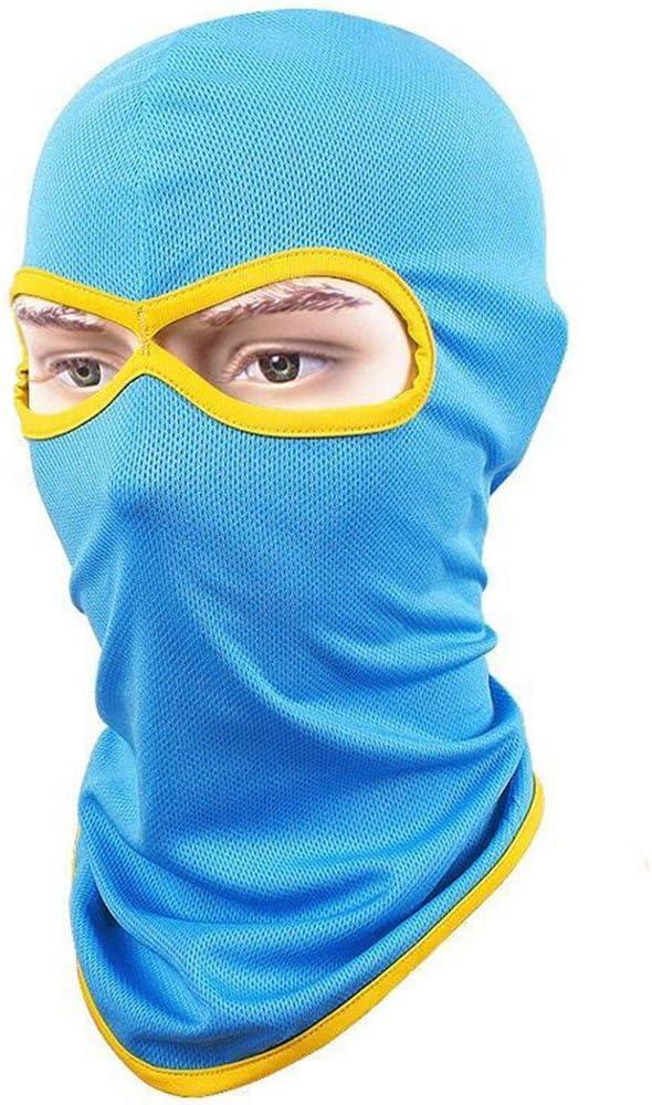 traspirante equitazione maschere di protezione solare pezzi Tessuti in lycra maschera passamontagna maschera ad asciugatura rapida