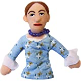 Virginia Woolf Finger Puppet and Refrigerator Magnet - By The Unemployed Philosophers Guild