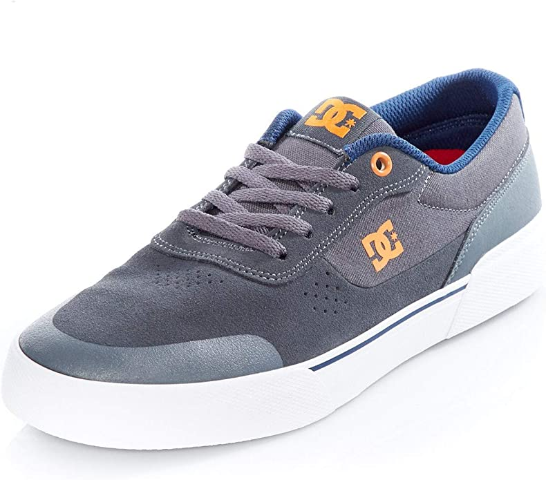 DC Shoes Switch Plus S Sneakers Herren Grau/Blau