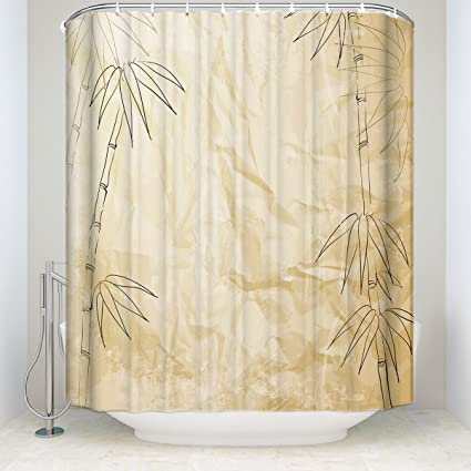 Image Unavailable Not Available For Color Retro Shower Curtain