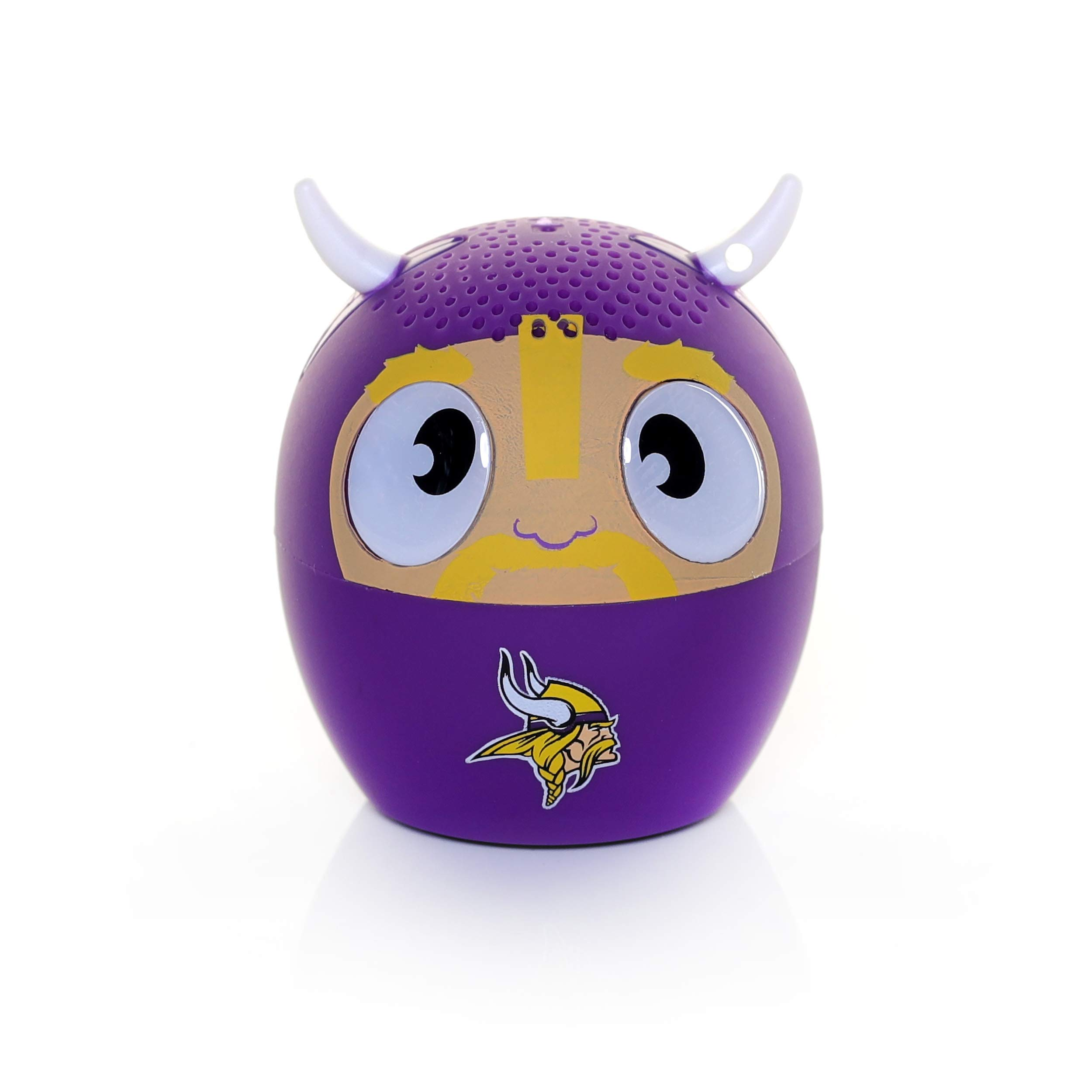 Parlante Bluetooth NFL Minnesota Vikings Bitty Boomer wirele