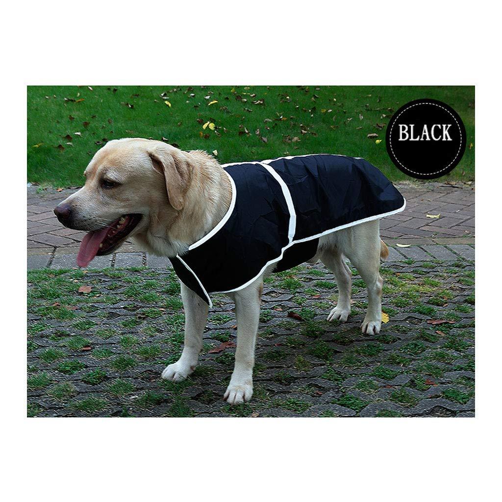 3XL Pet Travel Bag Double-Faced pet Clothes, Rainproof Dog, Winter Clothing, Warm Plaid, Big Dog Jacket, Vest (Size   3XL)