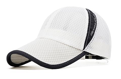 846f72a48b9 ELLEWIN Summer Baseball Cap Quick Dry Cooling Sun Hats Flexfit Sports Caps  Mesh Hat For Golf Cycling Running Fishing Outdoor Research