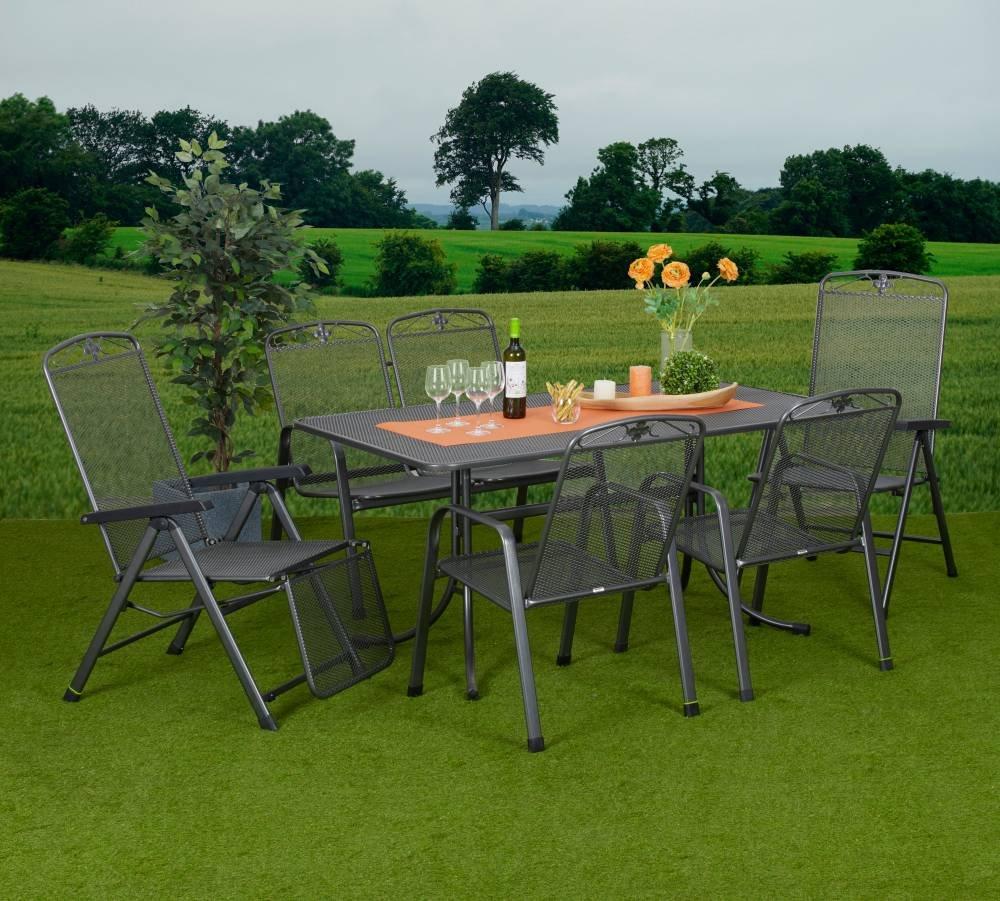 Beeindruckend Mwh Savoy Beste Wahl Stapelsessel E-grau Elotherm Beschichtet: Concept.co.uk: Garden &