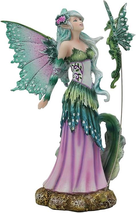Collectible fairy sculpture