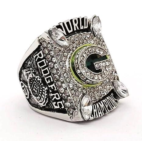 Amazon.com   Green Bay Packers Super Bowl XLV 2010 Ring - Aaron ... 3e4c06471