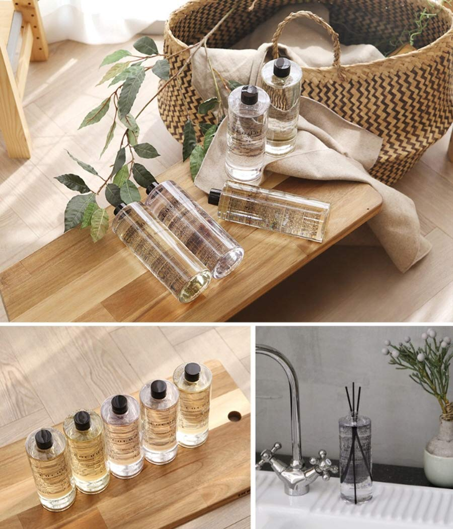 Cocod'or Reed Diffuser Oil Refill/April Fresh/Large Capacity 500ml X 2P by Cocod'or (Image #3)