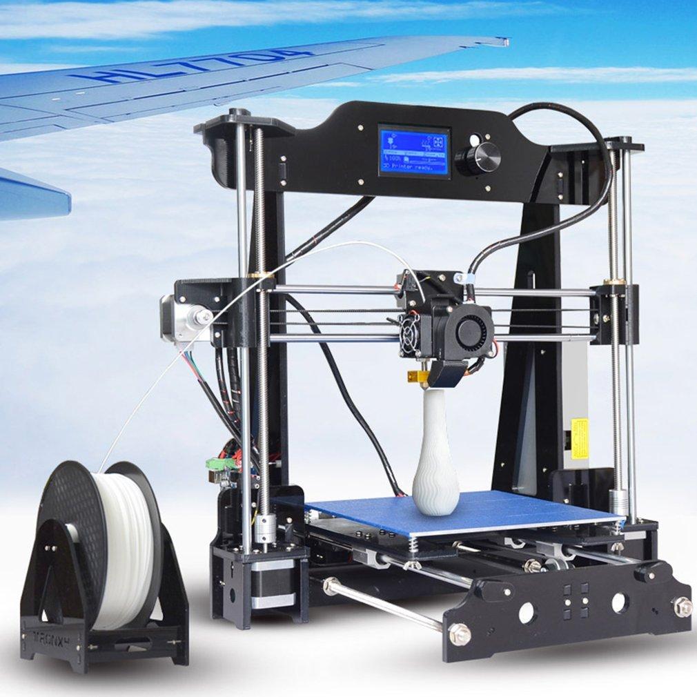 Impresora 3d DIY, tronxy X8 inteligente nivelación automática 3d ...