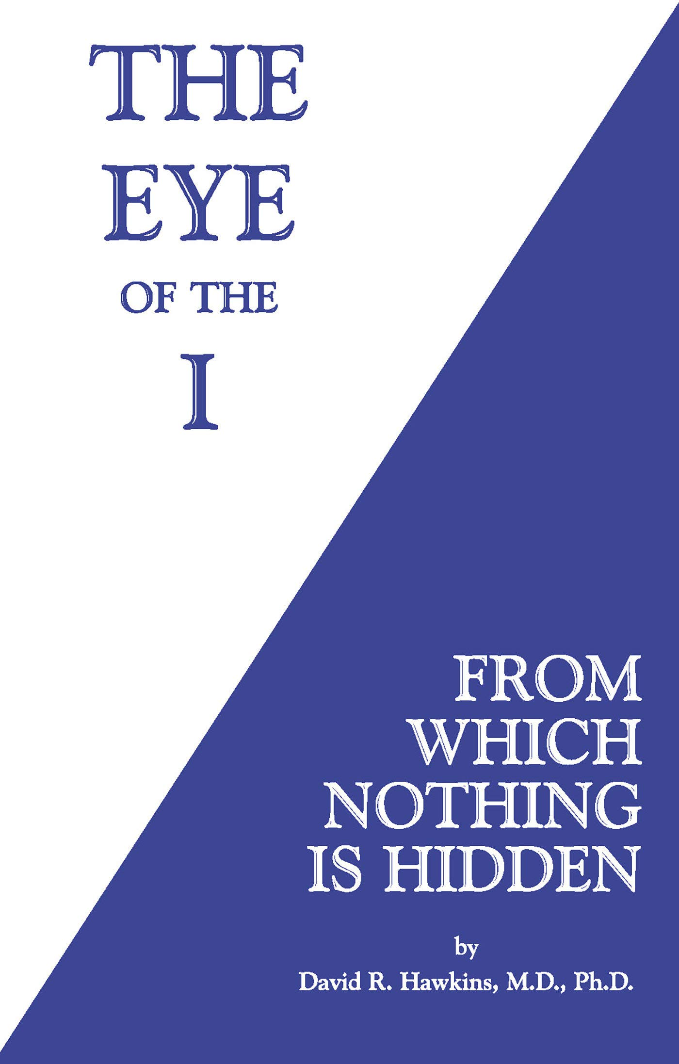 Read Online The Eye of the I: From Which Nothing Is Hidden PDF