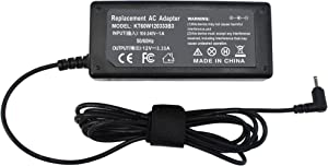LNOCCIY 12V 3.33A 40W AD-4012NHF AC Adapter Charger for Samsung Chromebook Xe303c12 Xe303c12-a01us Xe303c12-h01us Xe500c12 Xe500c12-k01us Xe503c12 Xe500c13 Xe500t1c Xe700t1c Np930x2k Power Cord