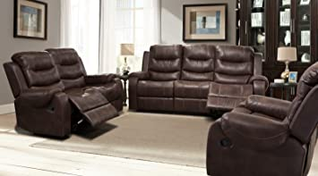 Parker House Brahms Living Room Set With Sofa And Loveseat