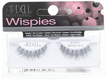 baaff1b716c Image Unavailable. Image not available for. Colour: Ardell Baby Wispies  Black