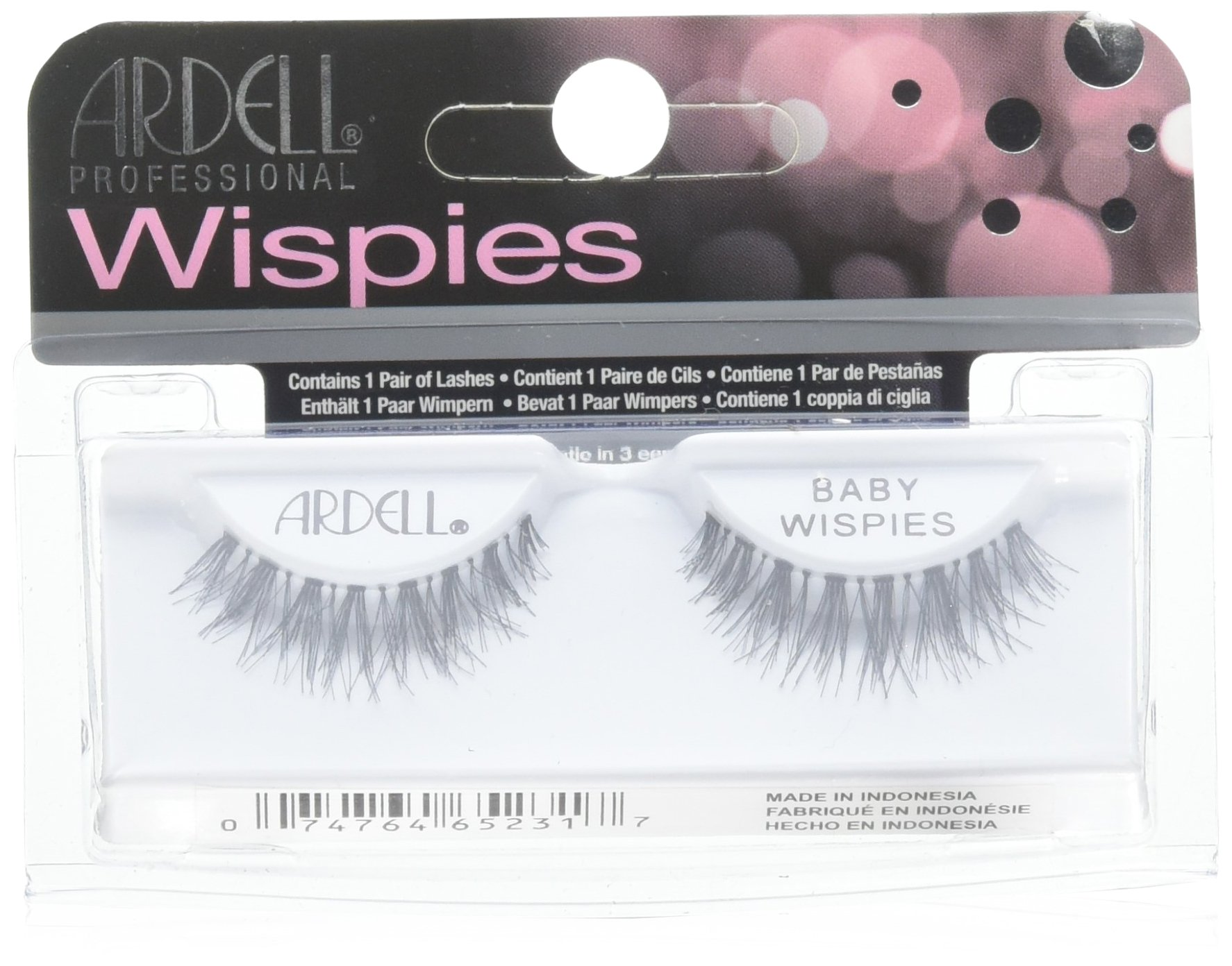 Amazon Com Ardell Natural Baby Demi Wispies Black Beauty