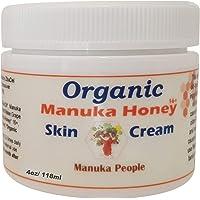 Organic Manuka Honey Intense Moisture Baby Skin Cream By MANUKA PEOPLE (4oz)