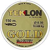 Teklon 421318 Gold Fil de pèche