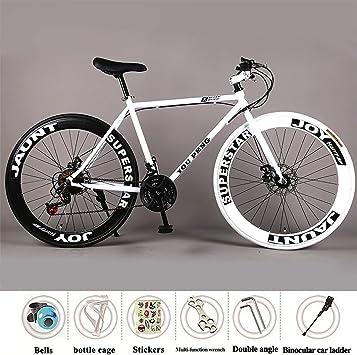 YIHUI Bicicleta de Carretera de Carbono, Bicicleta de Carretera ...
