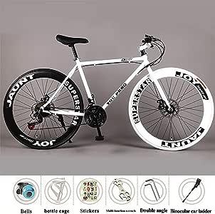YIHUI Bicicleta De Montaña Engranaje Fijo Bicicleta De Carretera ...