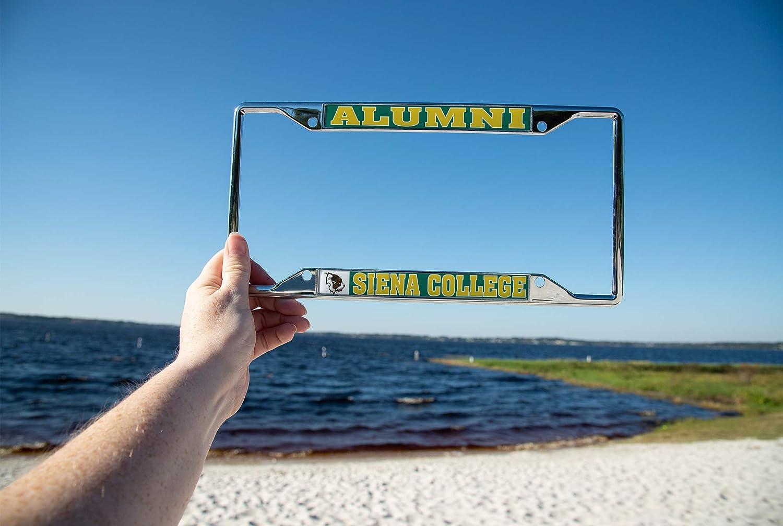 Alumni Desert Cactus Flagler College Saints NCAA Metal License Plate Frame for Front or Back of Car Officially Licensed