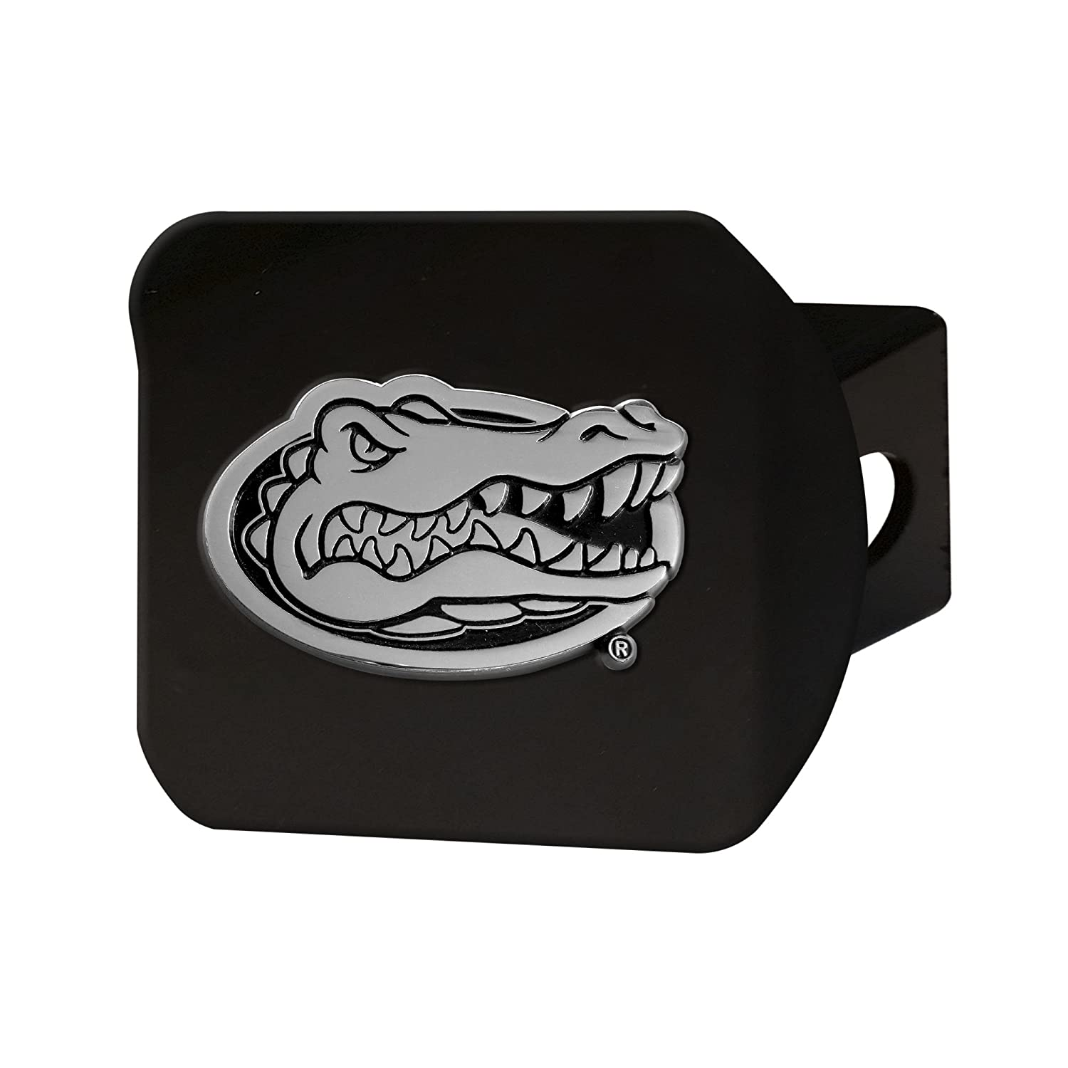 FANMATS 21028 Team Color 4-1//2 x 3-3//8 Florida Black Hitch Cover